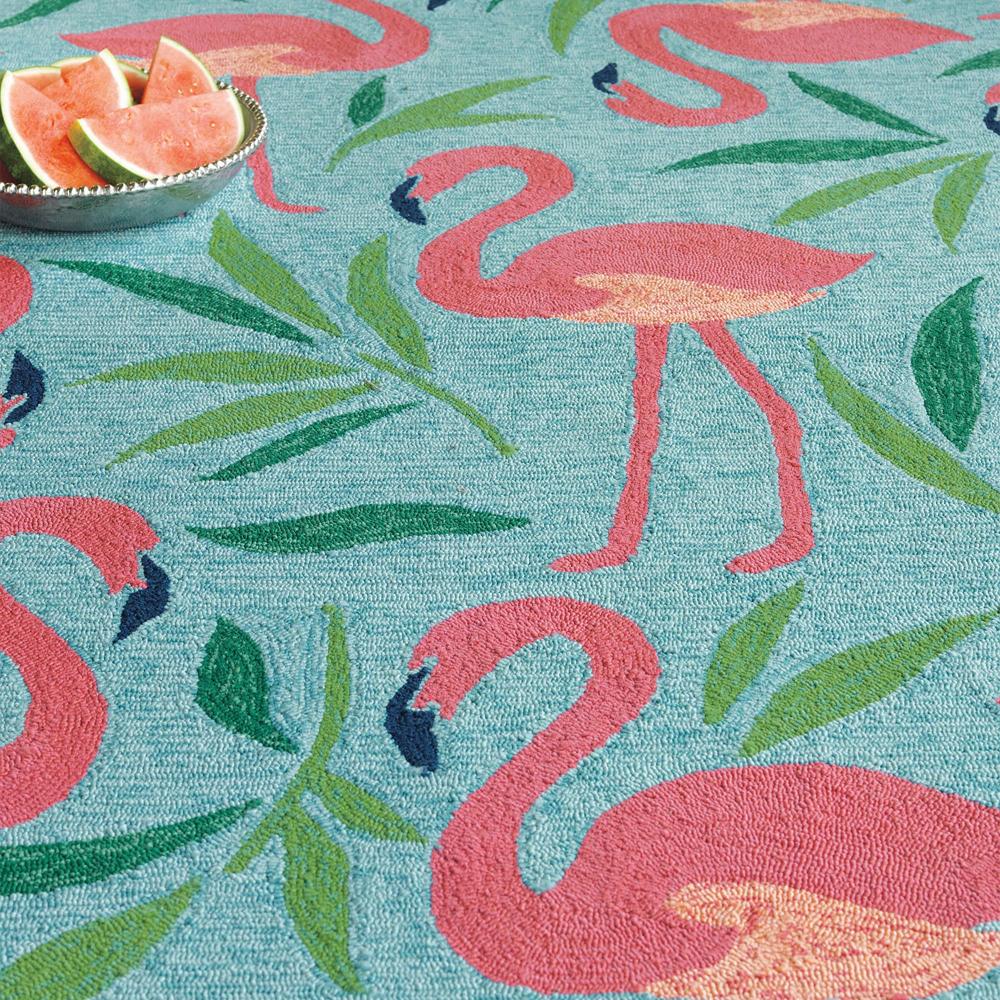 Fancy Flamingo Rug image 5