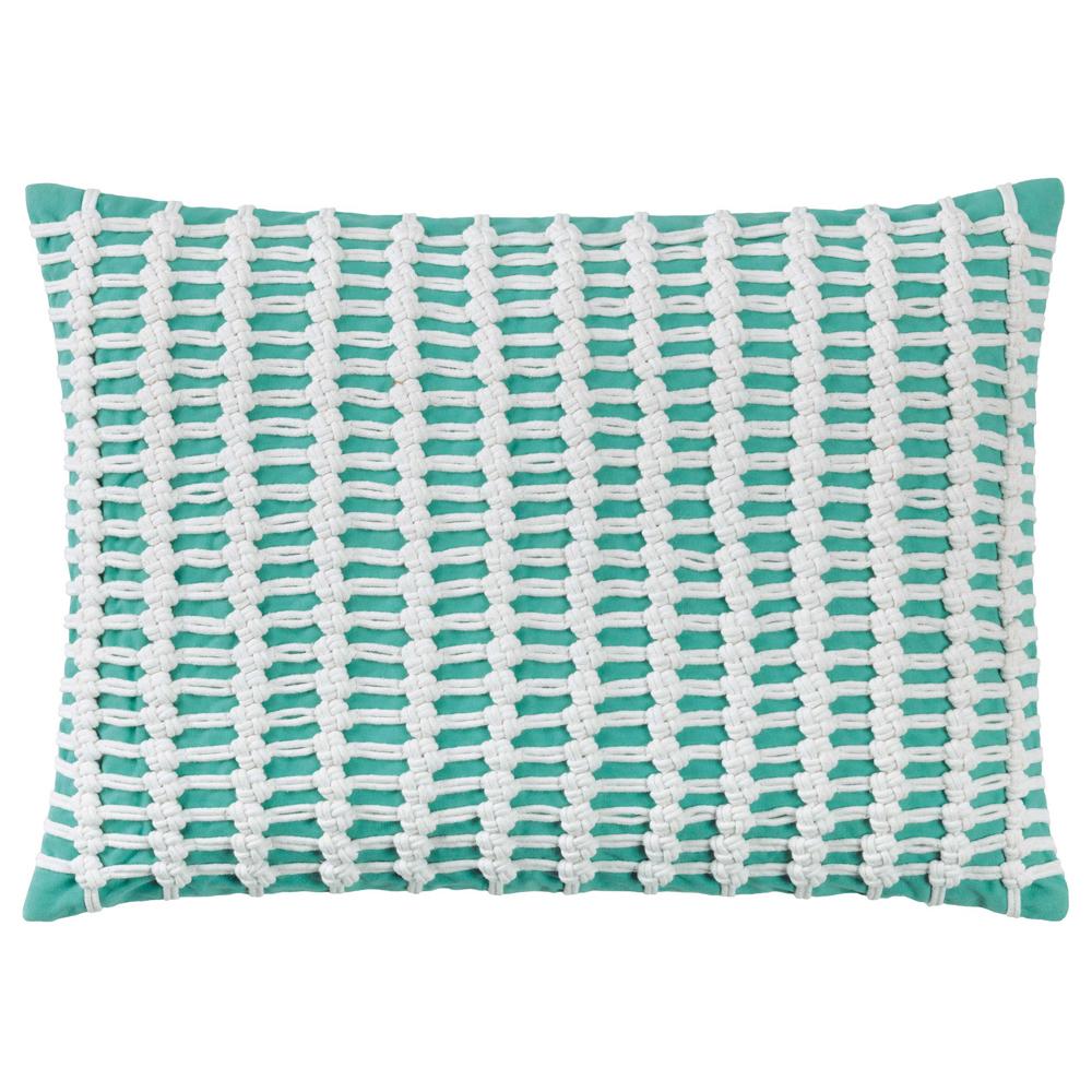 Macrame Pillow image 1
