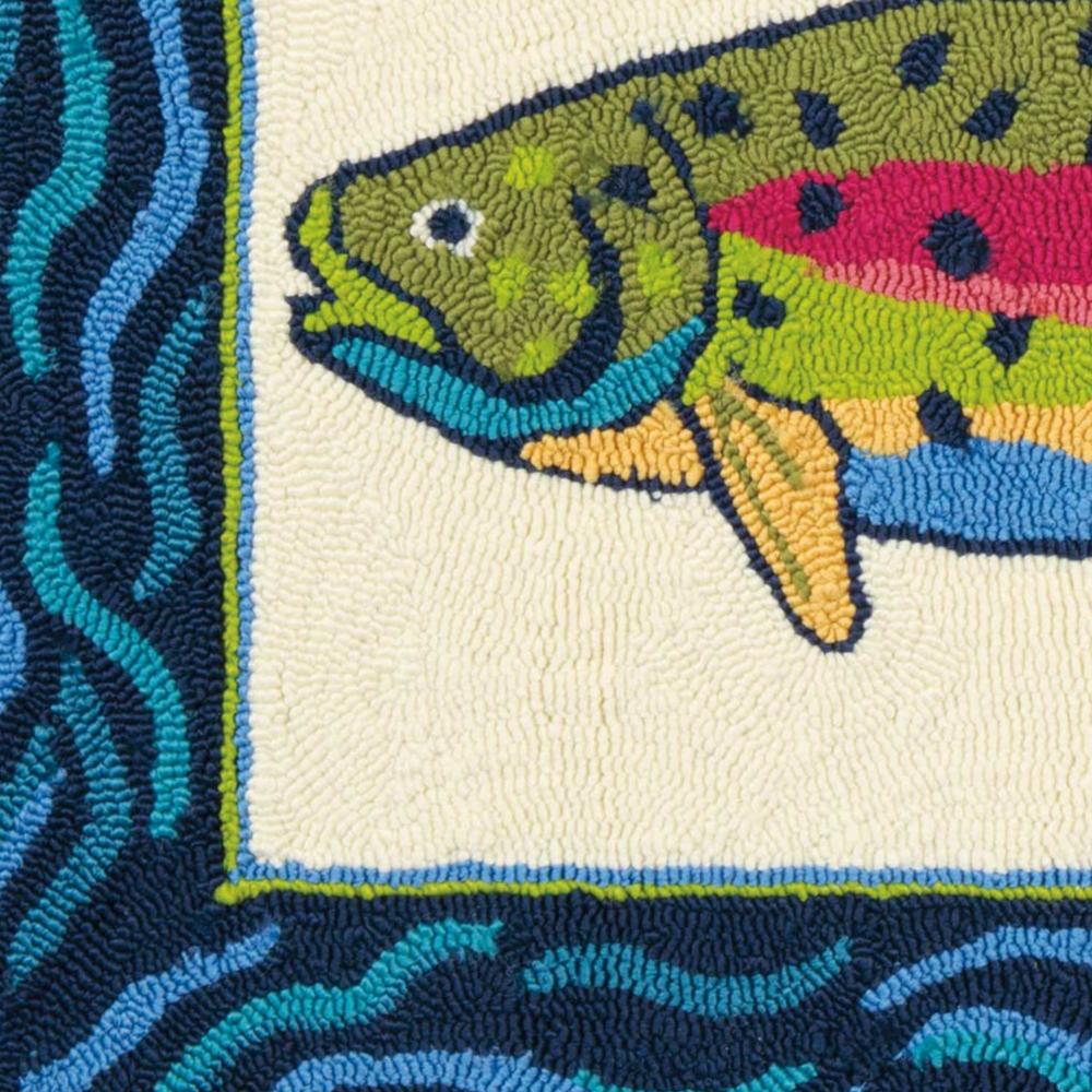 Rainbow Trout Rug image 2