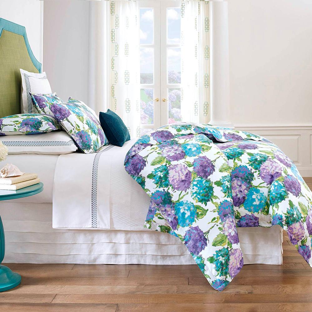Hydrangea Duvet Cover & Shams image 4