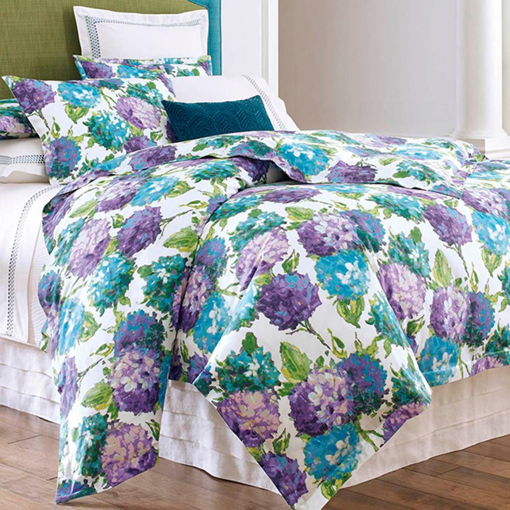 Hydrangea Duvet Cover & Shams image 5