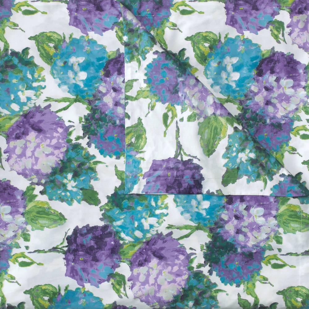 Hydrangea Duvet Cover & Shams image 1