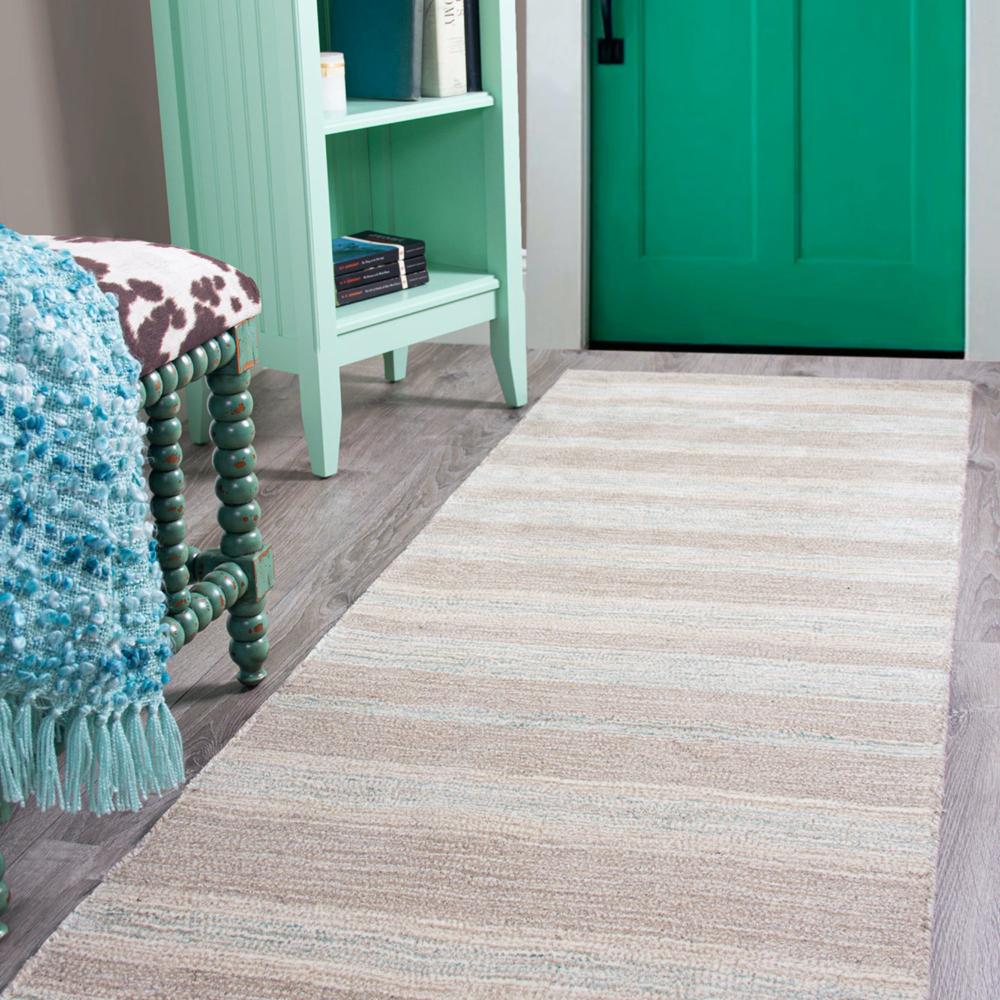 Driftwood Stripe Rug image 5