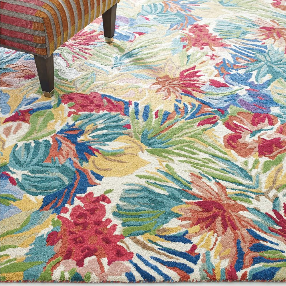Hibiscus Rug image 4