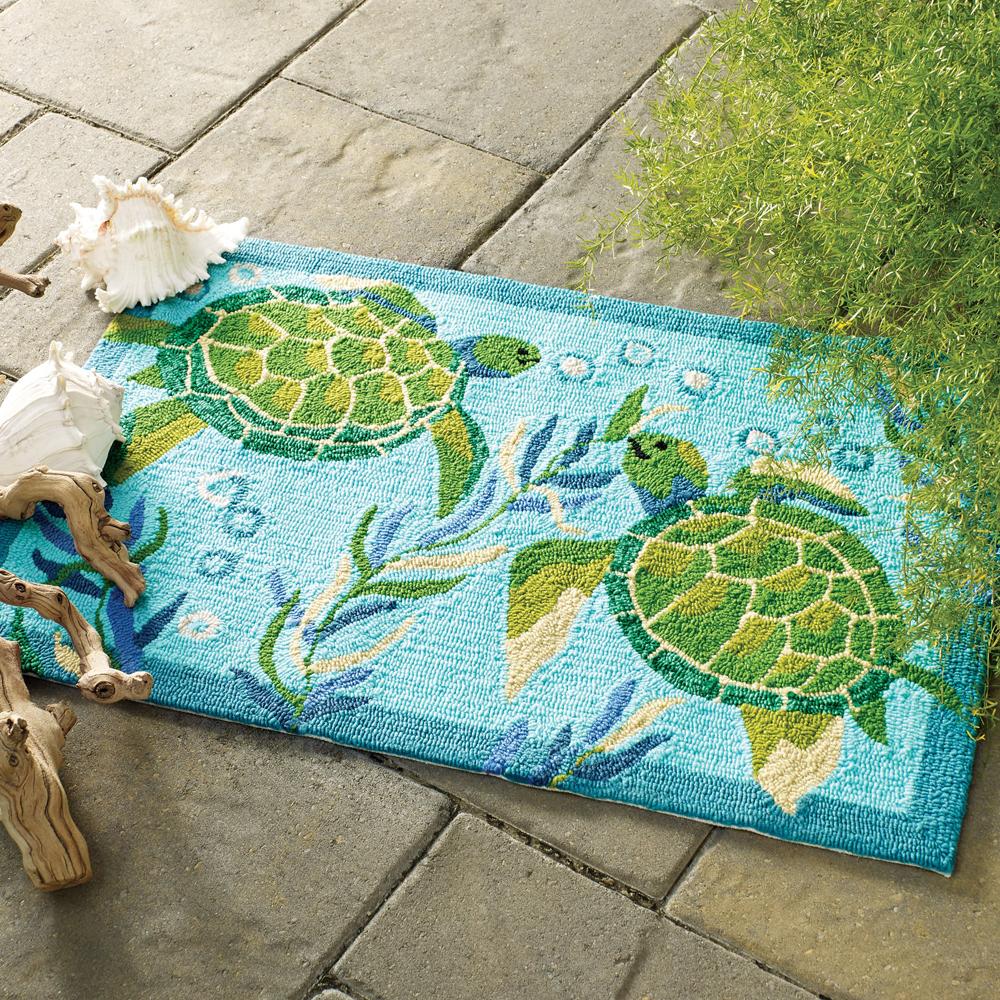 Turtle Bay Rug image 3