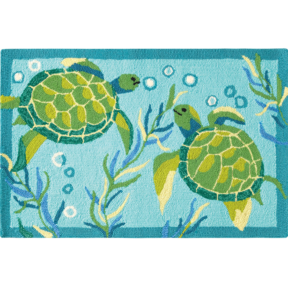 Turtle Bay Rug image 1