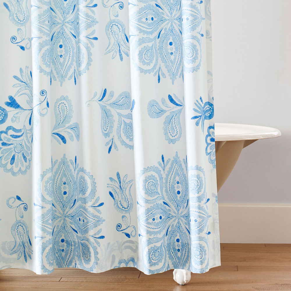 Emma Shower Curtain image 1