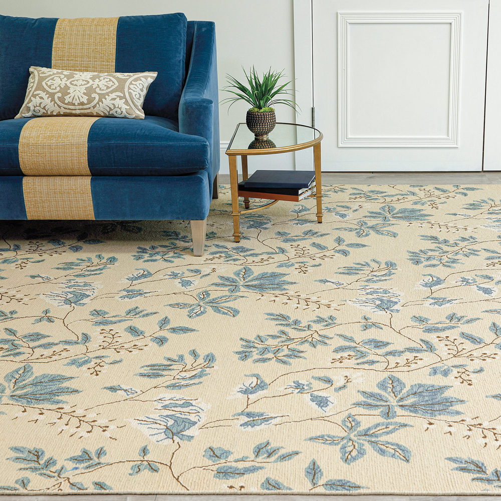 White Willow Rug image 4