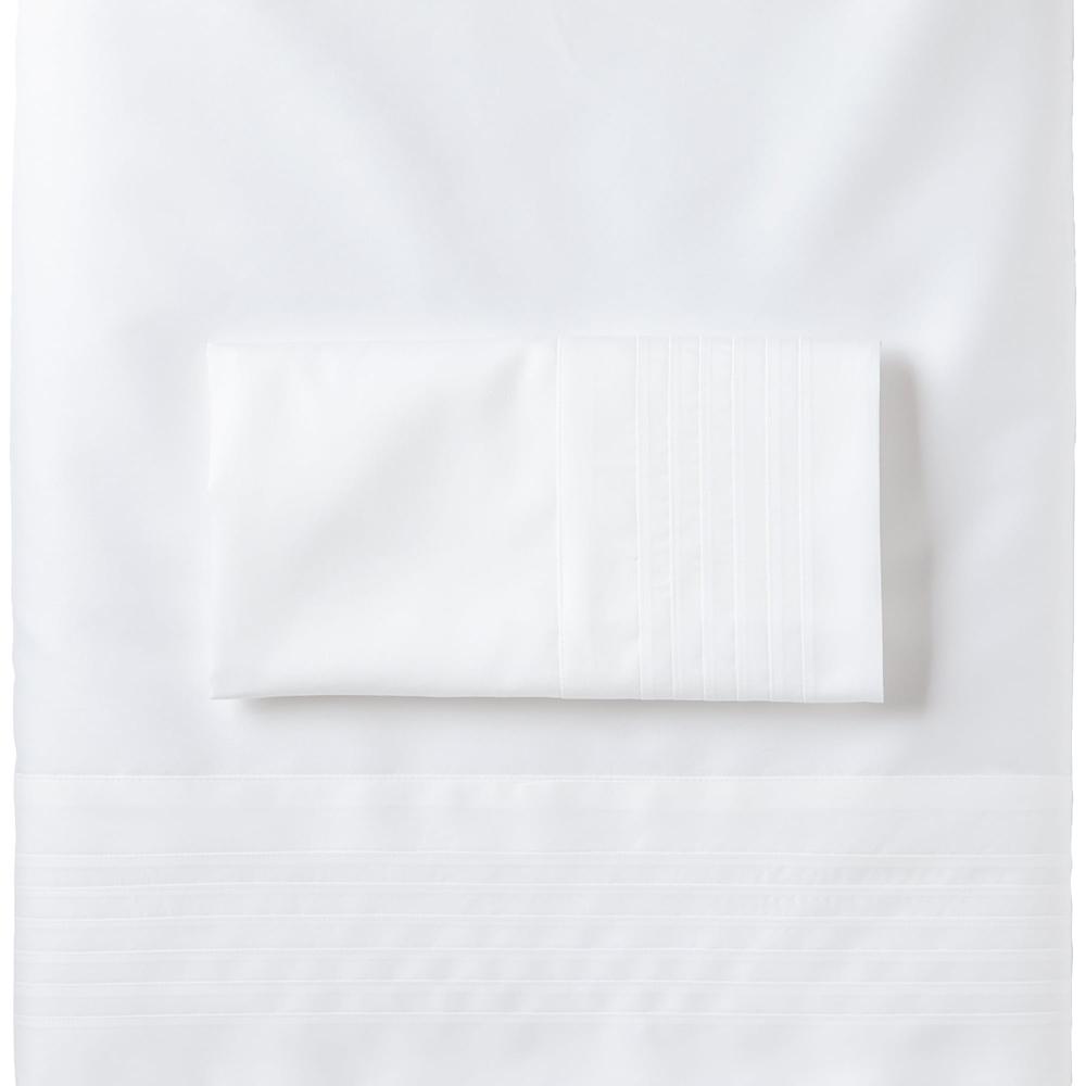 Pintuck Sheet Set & Cases image 1
