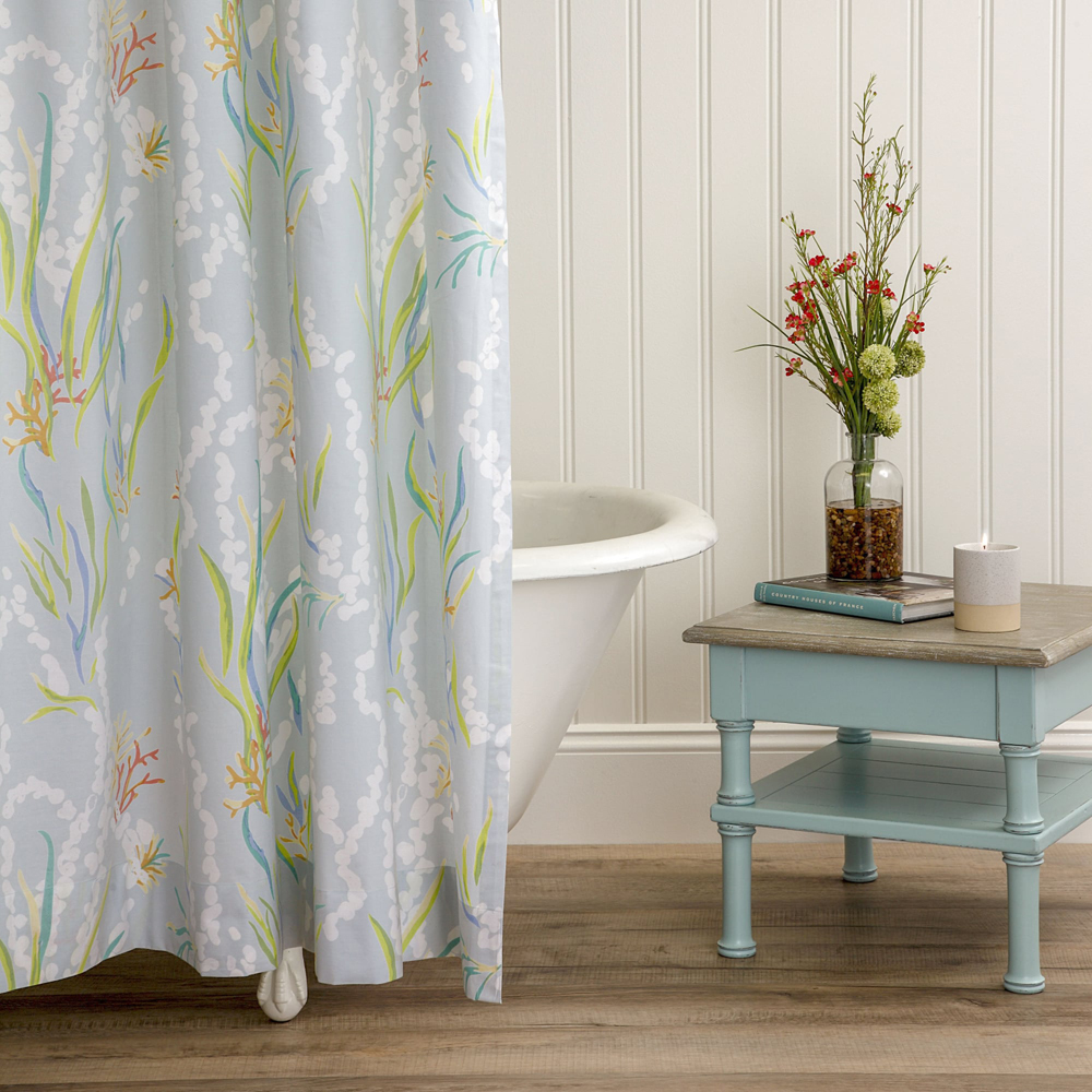 Reef Shower Curtain image 3