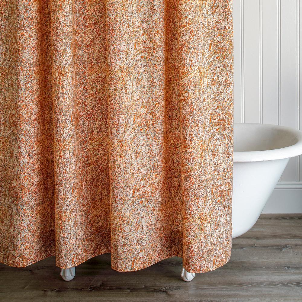 Seurat Shower Curtain image 1