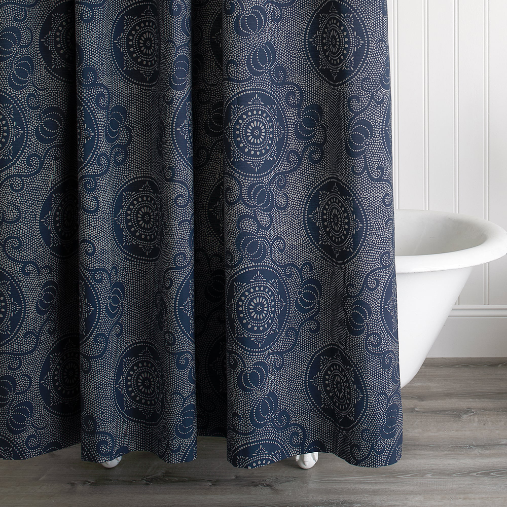 Keiko Shower Curtain image 1