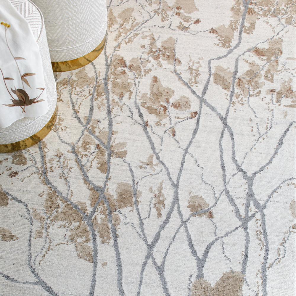 Almond Blossom Rug image 5