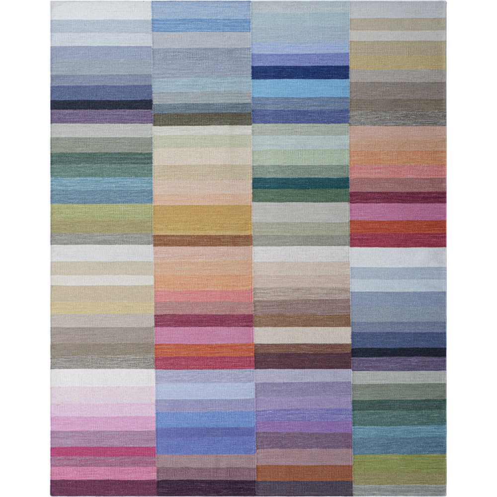 Color Code Rug image 3