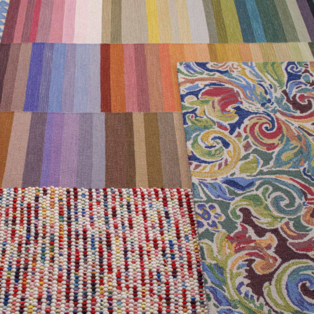 Color Code Rug image 6