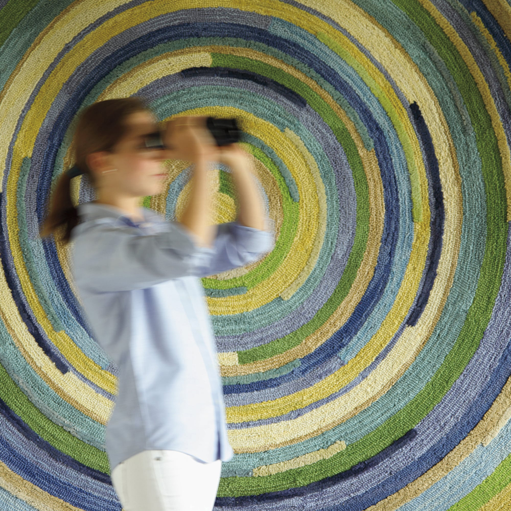 Concentric Rug image 6