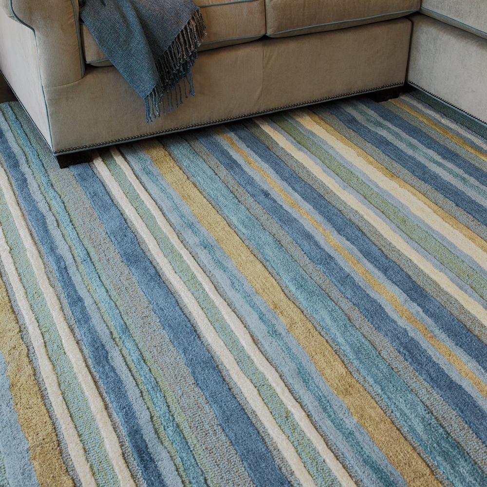 Sheffield Stripe Rug image 4