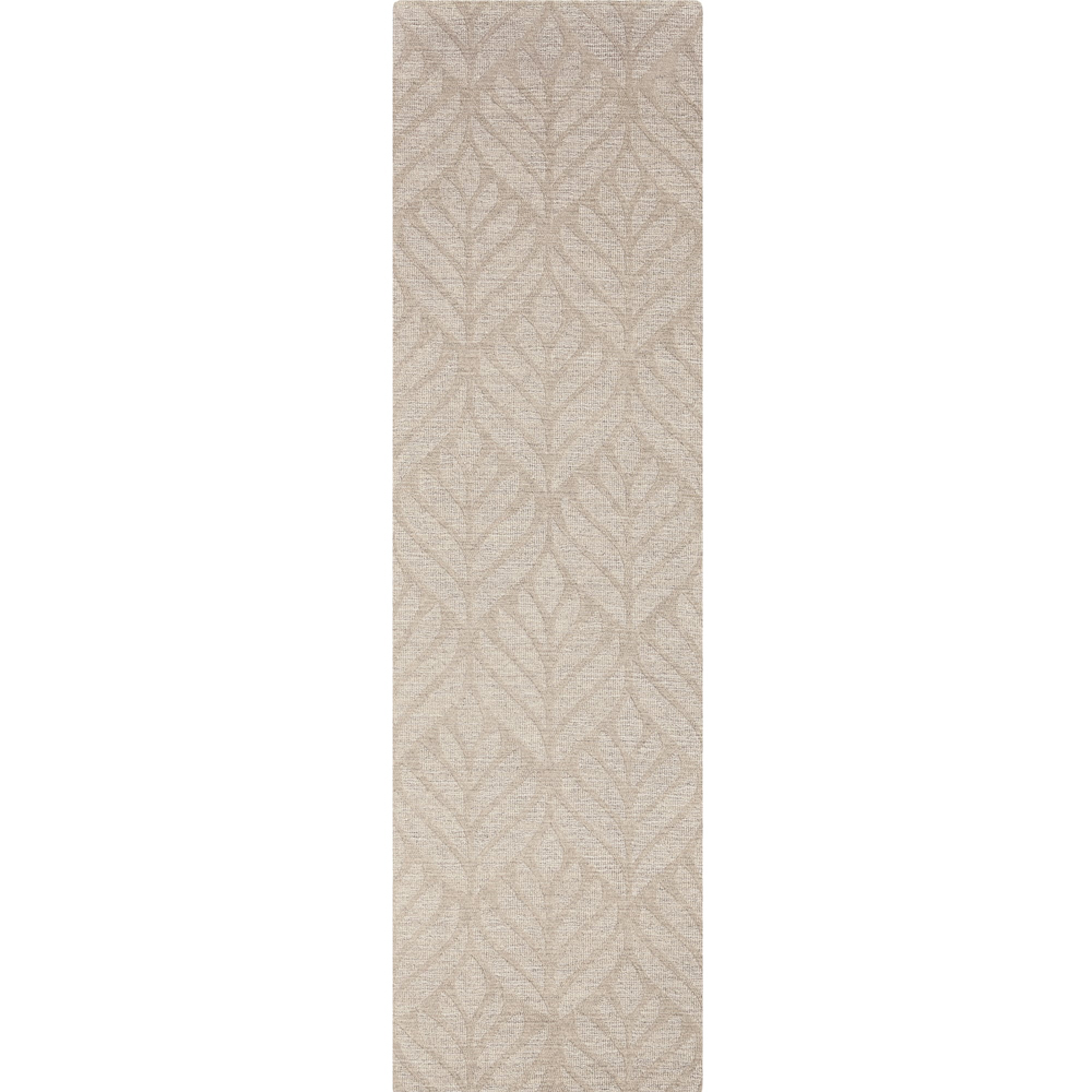 Textured Leaf Rug image 2