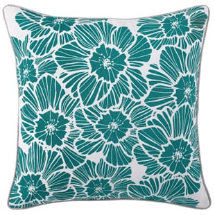 Wild Rose Pillow
