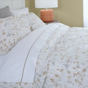 Almond Blossom Duvet Cover & Shams