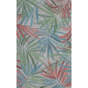 Palm Party Rug