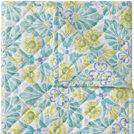 Painted Medallions Quilt & Shams