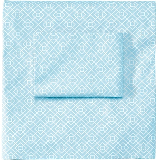 Diamond Lattice Sheet Set and Cases