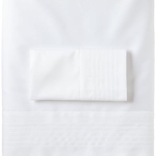 Pintuck Sheet Set & Cases