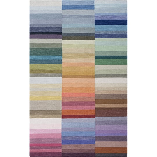Color Code Rug