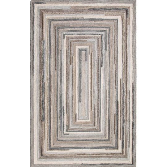 Concentric Rug