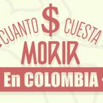 ¿Cuál es el precio de un funeral en Colombia?