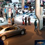 Salón Internacional del Automóvil de Bogotá 2014