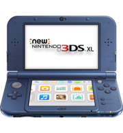 New 3DS XL 4GB para 3DS