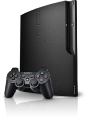 Playstation 3 Slim 120 GB para PS3
