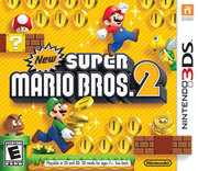 New Super Mario Bros. 2 para 3DS