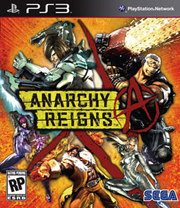 Anarchy Reigns para PS3