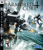 Armored Core 4 para PS3