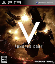 Armored Core V para PS3