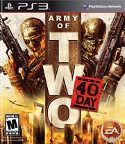 Army of Two: The 40th Day para PS3