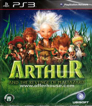 Arthur and the Revenge of Maltazard para PS3