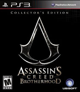 Assassin-s Creed: Brotherhood Collector's Edition para PS3