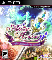 Atelier Rorona: The Alchemist of Arland para PS3