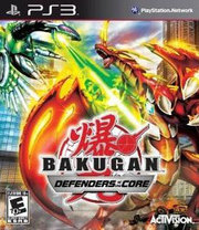 Bakugan: Defenders of the Core para PS3