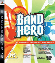 Band Hero para PS3