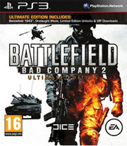 Battlefield: Bad Company 2 Ultimate Edition para PS3