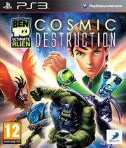 Ben 10 Ultimate Alien: Cosmic Destruction para PS3