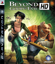 Beyond Good & Evil HD para PS3