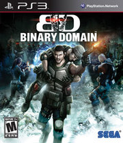 Binary Domain para PS3
