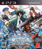 BlazBlue: Continuum Shift para PS3