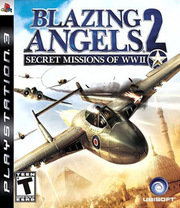 Blazing Angels 2: Secret Missions of WWII para PS3